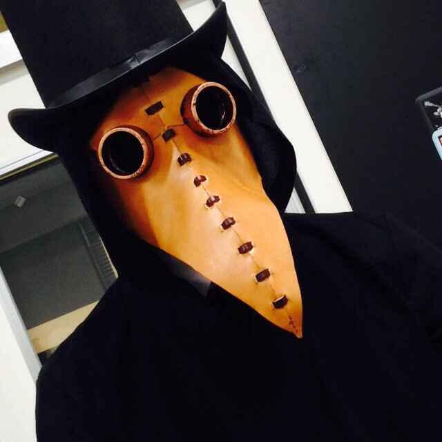 ペストマスク plague doctor mask