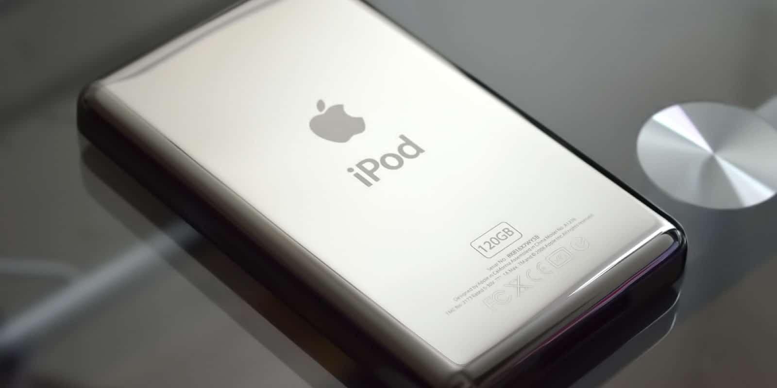 iPod Classic 160GBをSD(CF)化して256GBに増量した話